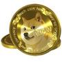 10.000 Dogecoin Cripto Moeda Mesmo Mercado Bitcoin Litecoin