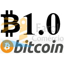 1 Bitcoin Btc Inteiro Moeda Virtual Envio Instantâneo Parcel