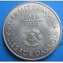 Alemanha-ddr-moeda 10 Marcos-25 Anos-1949-1974