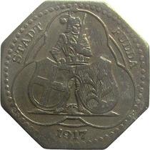 Alemanha / Fulda - 10 Pfennig 1917 (notgeld)