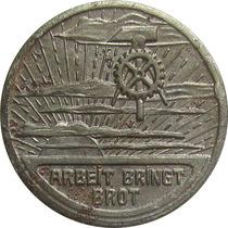 Alemanha / Frankenthal- 10 Pfennig 1919 (notgeld)