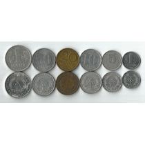 Lote 06 Moeda Da Alemanha Oriental - 1 - 50 Pfennig 1 Mark