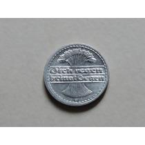 Alemanha 50 Pfenning 1921 Aluminio