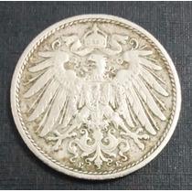 Moeda Da Alemanha 1902 - 10 Pfennig