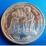 Alemanha-moeda Prata-10 Mark-an0 2000-anversario 200 Anos