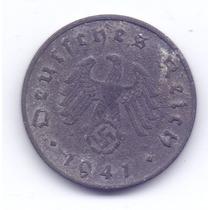 Moeda Alemanha 1941a Suastica