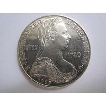 Austria Moeda Em Prata - 25 Shilling 1967