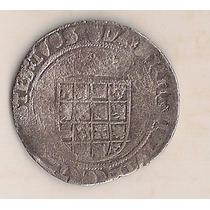 Bélgica Espanhola 1/2 Reaal Prata 1521-55 - Brabante, Mbc-