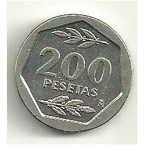 Espanha - 200 Pesetas 1982