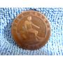 Moeda Antiga Espanha - 5 Centimos 1870 - B