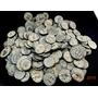 Moedas Antigas Império Romano Alto Padrão Escavadas Siria