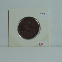 Moeda Inglaterra 1971 2 New Pence - Lt0838
