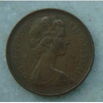 1907 Inglaterra 1971 Two Pence 26mm - Bronze Elizabeth