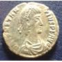 Moeda Antiga Imperio Romano - Constantius Ii - Ano 348 - 351