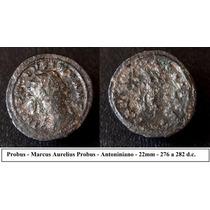 Moeda Imperio Romano Constantino I - Ae Folis - Roma Antiga