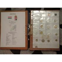 Coleção De Moedas Da Hungria