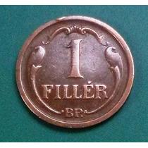Moeda Da Hungria - 1936 - 1 Fillér - Mbc