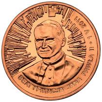 Polônia - Moeda Comemorativa, Papa João Paulo Ii 2 Zl 2011