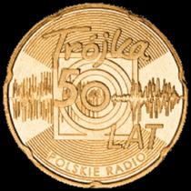Moeda Polônia Comemorativa 50 Anos Programa De Radio 2012 Fc