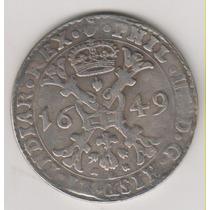 Moeda Data Antiga 1649 29 Gr. Linda Réplica 45 Mm R$ 42,00