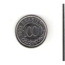 Linda Moeda De 1000 Cruzeiros De 1993 - Acará !!!