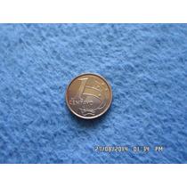 1 Centavo 2000 Soberba Raríssima No Estado