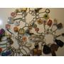 Coleção Com 50 Lindos Chaveiros Diferentes Diversos