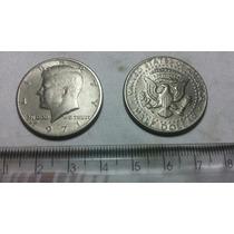 2 Moedas Half Dollar - 1971