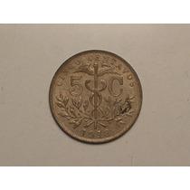 Bolivia) 5 Centavos - 1918 (escassa)