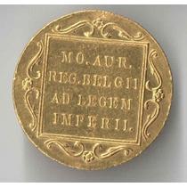 Holanda 1 Ducado 1928 3,49 Gr Ouro 986 Escassa