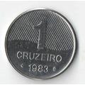 1 Cruzeiro 1983 Data Muito Rara