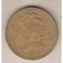 B140 - 1 Um Cruzeiro 1946 Reverso Inclinado Rara R$ 15,00