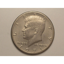 Usa) Half Dollar - 1971 Kennedy (sob)