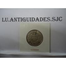 P711 Moeda Brasil Em Prata 2 Mil Reis Ano 1925
