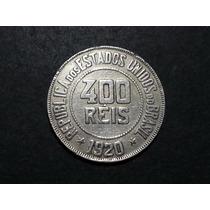 400 Réis/1920 - Brasil (v.110)