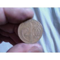 Moeda 2000 Réis 1938 - Dq De Caxias - Catalogo V162a
