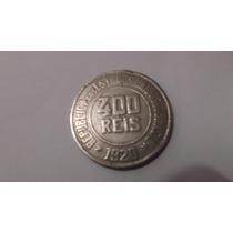 Moeda 400 Réis Brasileiro De 1920 - F Grátis