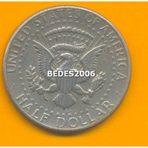Estados Unidos - Moeda Half Dollar - 1971