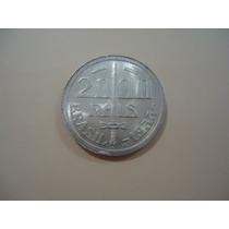 Moeda De Prata -2000 Mil. R. 1935.duque De Caxias- . Sob