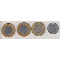 870 - 1 Real 1998 Jk Bc 10 Centavos 94 R$ 15,00