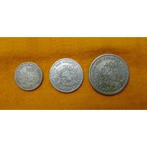 Série Completa - 100, 200 E 400 Réis Mcmi