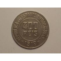 Sob) Escasso 400 Rs. - 1918 / Bonita