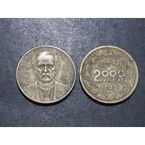 2000 Réis/1939 - Floriano Peixoto - Brasil (v.177) - Mbc