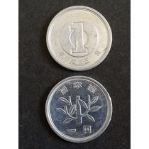 Moeda Do Japão - 1 Yen (nº95.2)