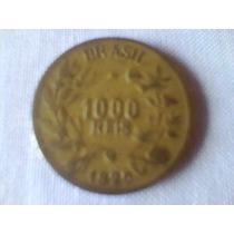 M-025 - Moeda 1000 Réis 1925 - Bc