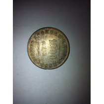Moeda 1000 Réis - Prata 900 - 1906 - Ref.#37