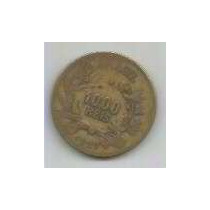464 - Moeda Brasil 1927 - 1.000 Réis