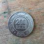 Moedas Antigas Do Brasil - 200 Réis Ano 1925 Cupro Níquel