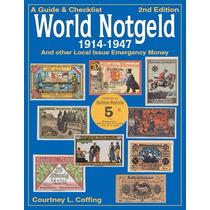 N-1 Belíssimo Catálogo Cédulas Notgeld Emergenciais Mundo