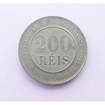 200 Réis 15 De Novembro De 1889